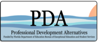 Professional Development Alternatives (PDA) Logo