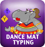 dancemattyping